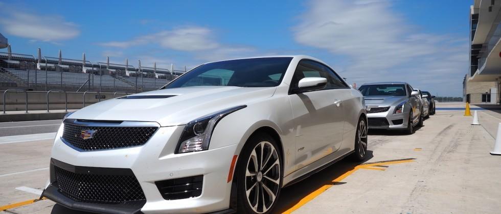 2016 Cadillac ATS-V First-Drive – BMW baiting