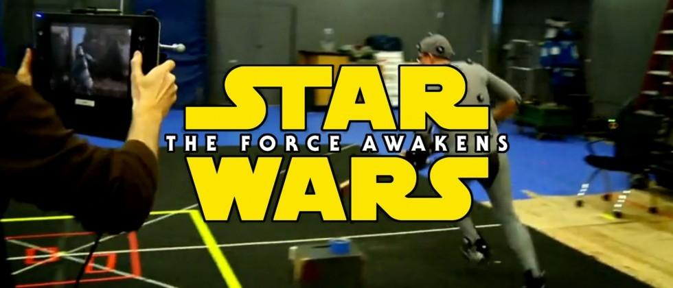 For Star Wars, live motion capture is the future