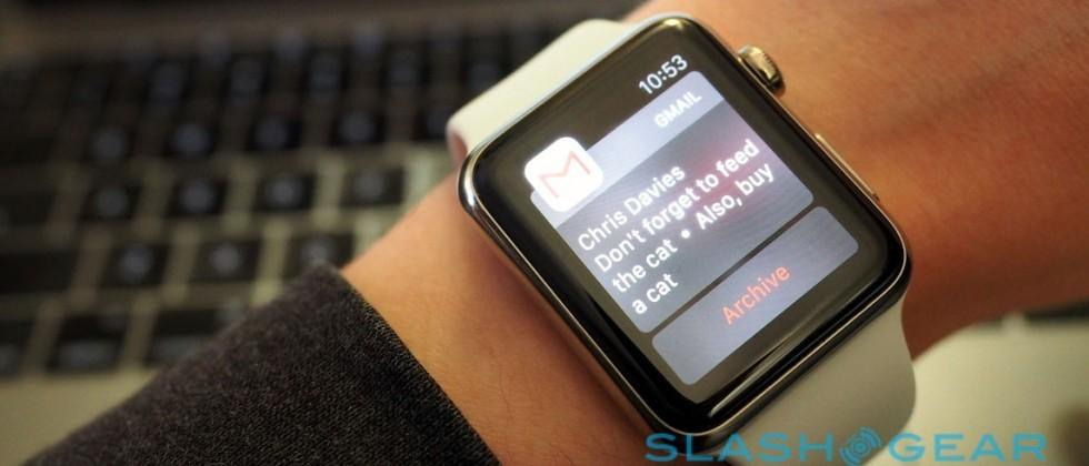 Understanding Apple Watch: Apps, Glances and Notifications