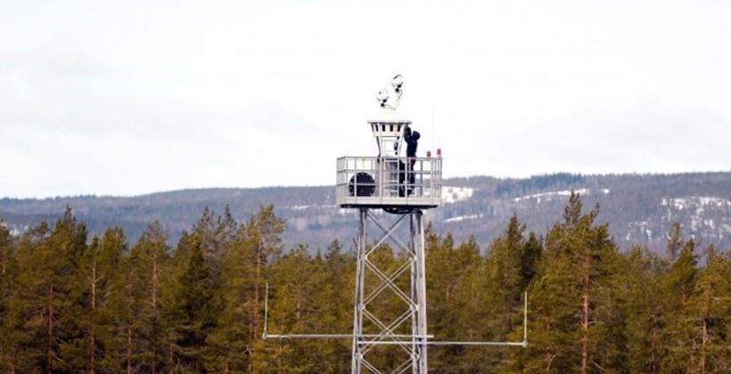 Swedish airport gets the first remote air traffic tower
