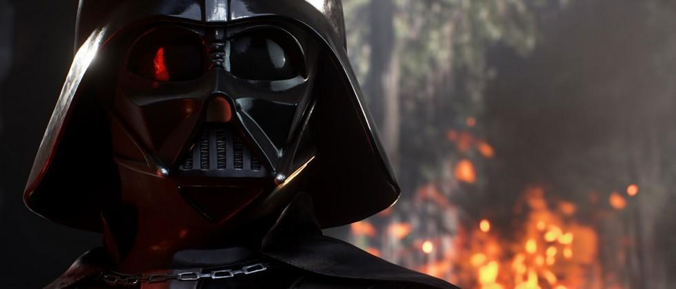 Star Wars Battlefront reveal trailer released