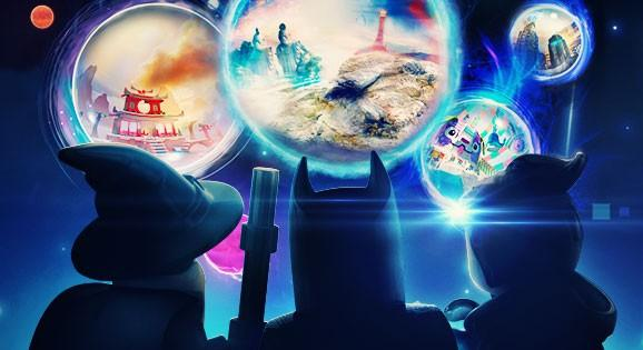 LEGO Dimensions: many worlds, one platform, one game