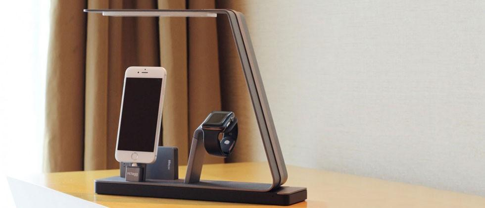 Apple Watch docking station busts crowdfunding goal on first day
