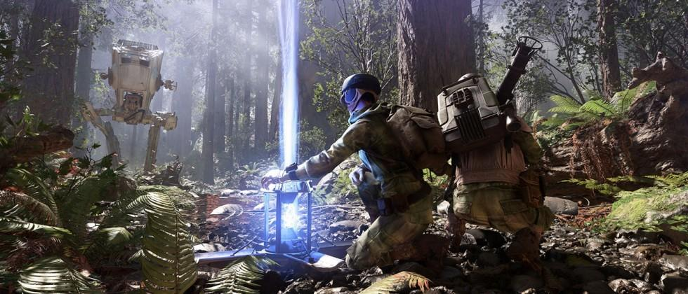 Star Wars Battlefront release and details