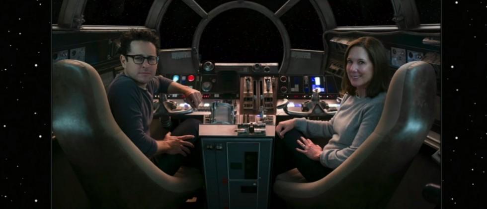 Star Wars practical effects: J.J. Abrams speaks on the standard
