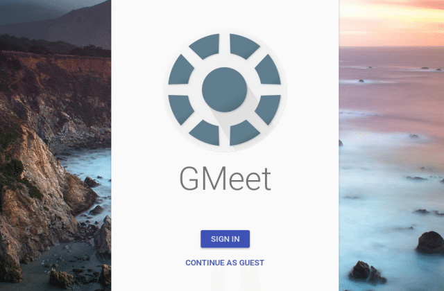 """Gmeet' may be Google's new teleconferencing tool"