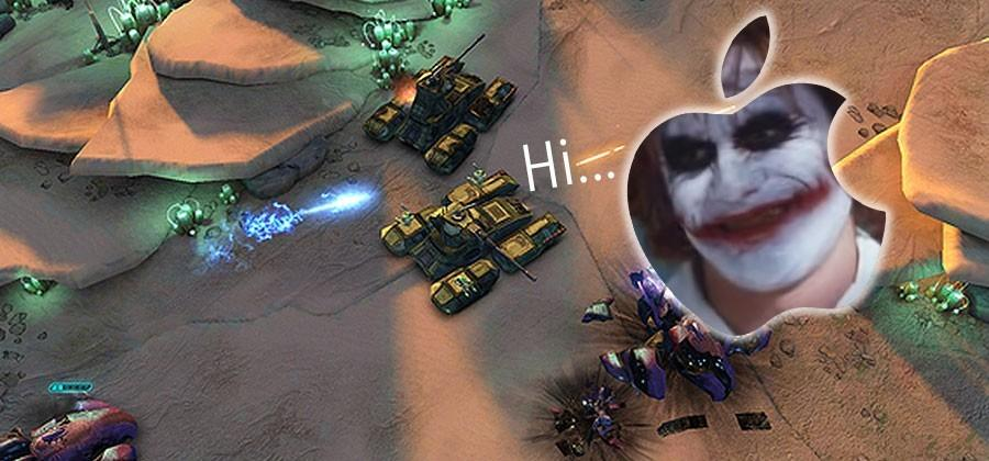Halo sort of released for iPhone and iPad
