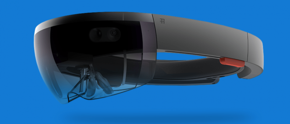 Microsoft offers a close look at HoloLens hardware