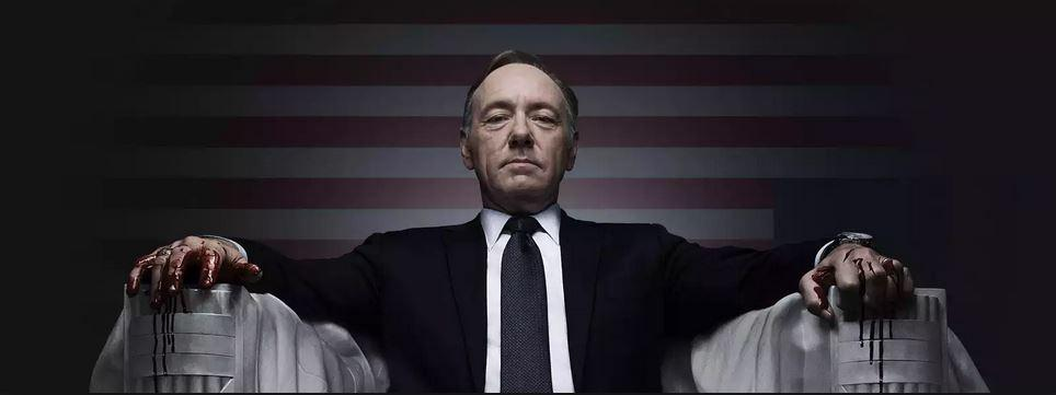 House of Cards renewed for fourth season