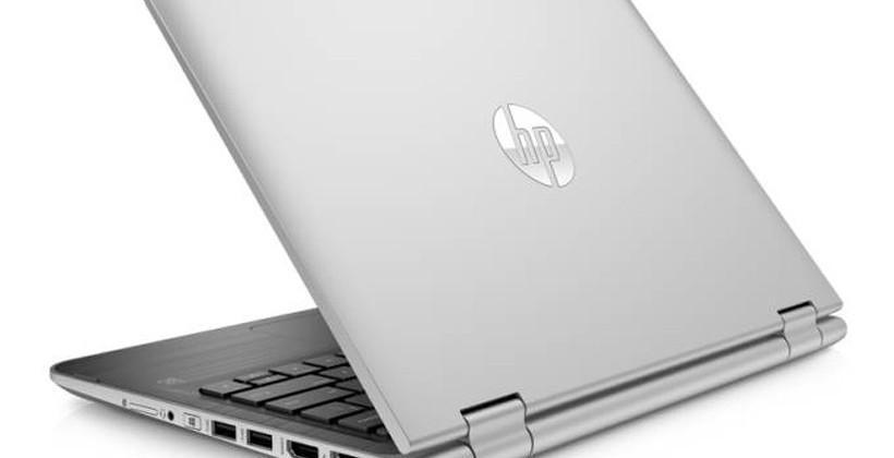 HP Pavilion x360 notebook line updated with new Intel chips