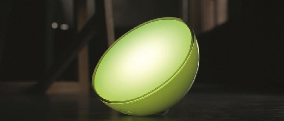 Philips Hue Go Adds Battery For Portable Led Light Slashgear
