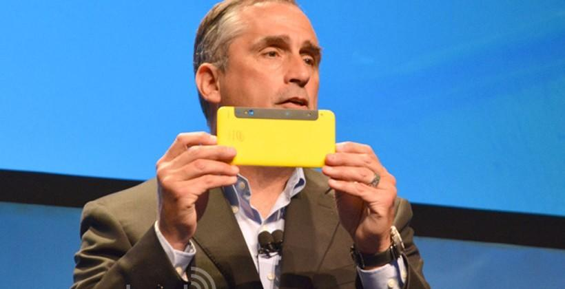 Intel shows off smaller and thinner RealSense camera for smartphones