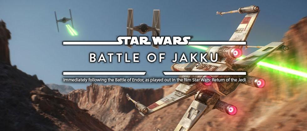 The Battle of Jakku: canon Star Wars plot post-Jedi revealed