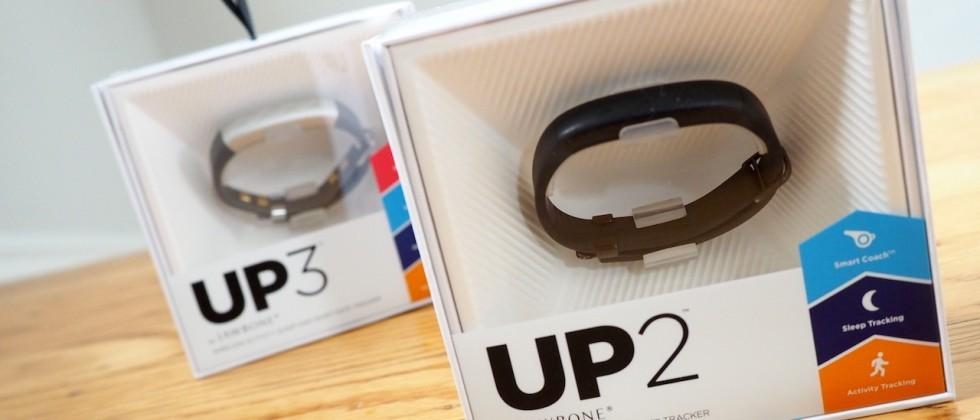 Jawbone UP2 packs UP24 tech in svelte UP3 style