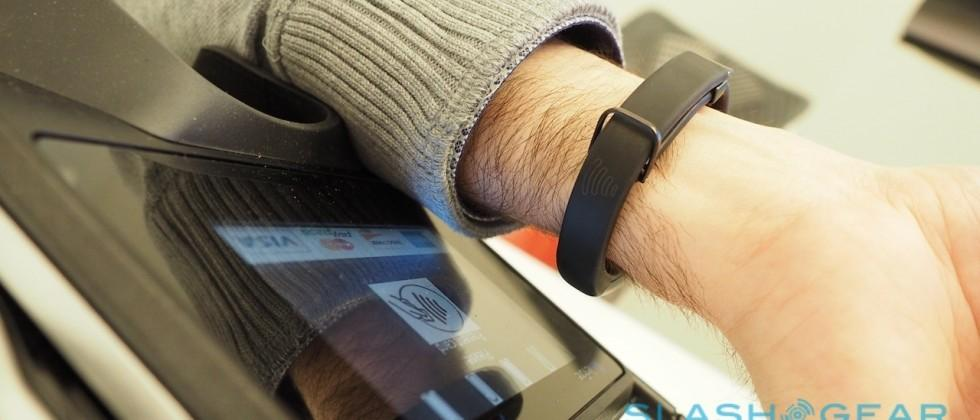 Jawbone UP4 puts American Express on your wrist