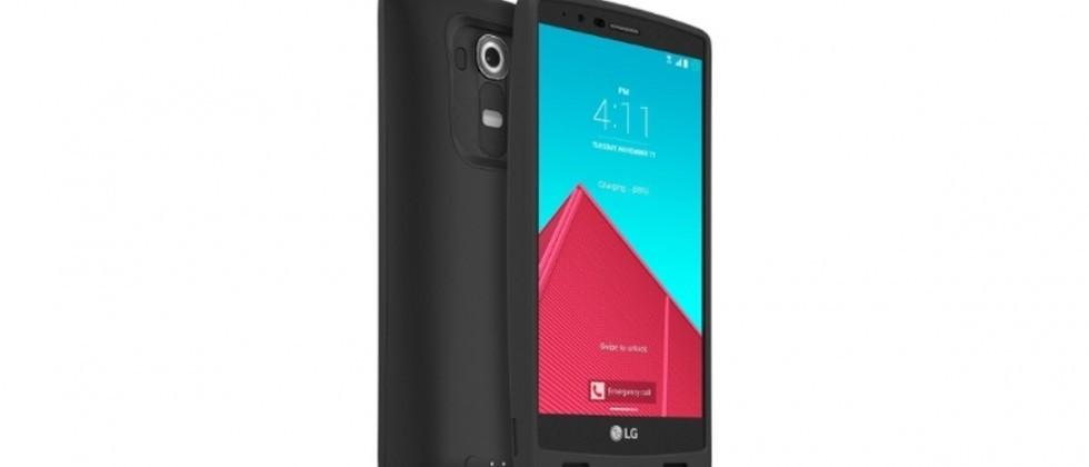 Mophie intros juice pack for the LG G4