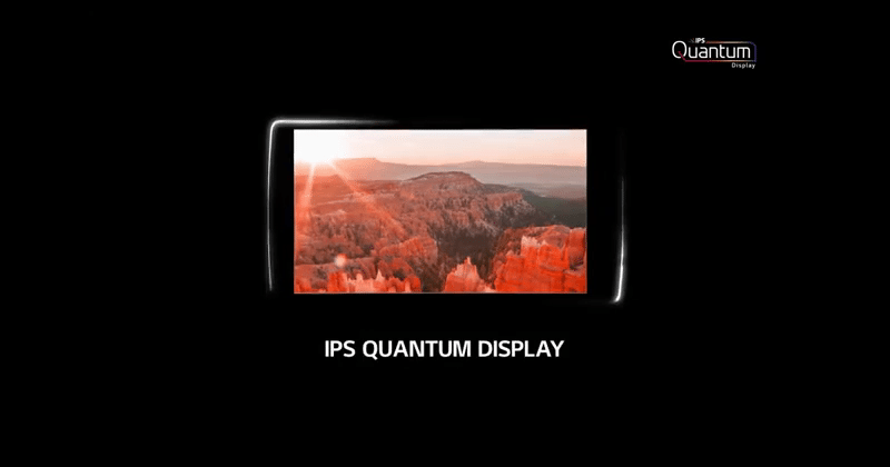 New LG G4 teaser focuses on the screen, hints at curves