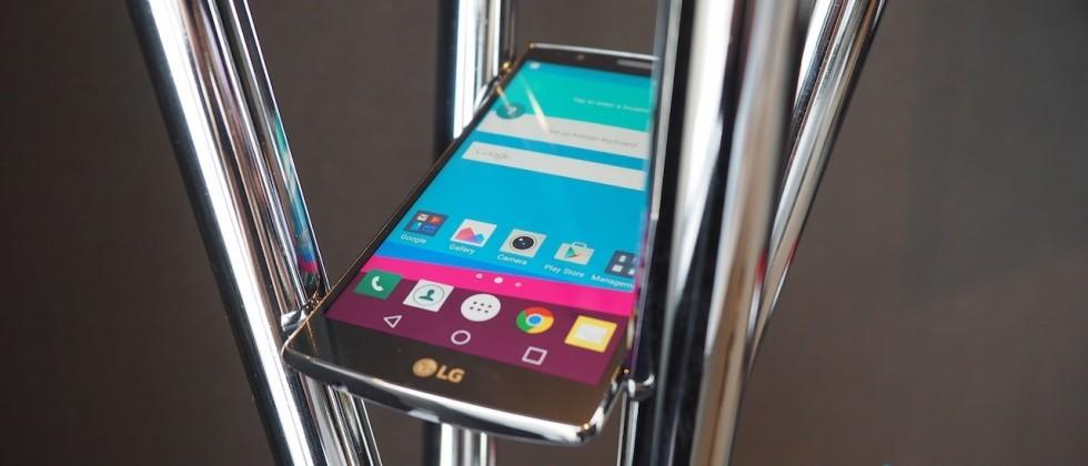 LG G4 hands-on: Quantum physics, leather and a smarter camera