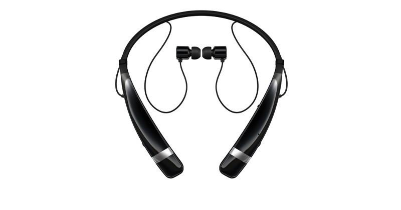 LG Tone Pro arrives with a slightly redesigned neck brace