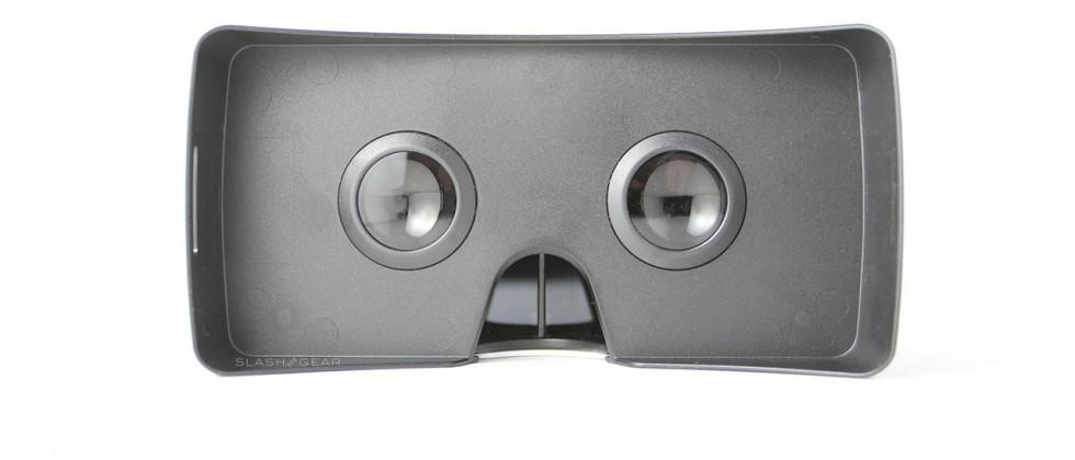 LG G3 Google Cardboard VR headset Review mini