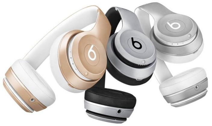 Beats Solo2 headphones debut in Apple's Gold, Space Gray, Silver colors