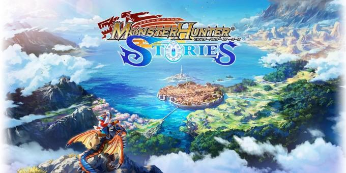 """Monster Hunter Stories for 3DS will take a """"new direction"""""""