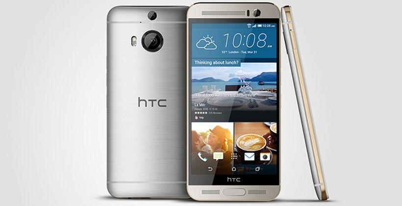 HTC One M9+ gets official with 5.2-inch 2K display