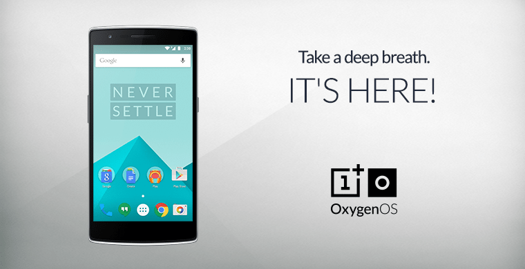OnePlus' Android-based OxygenOS now available for download