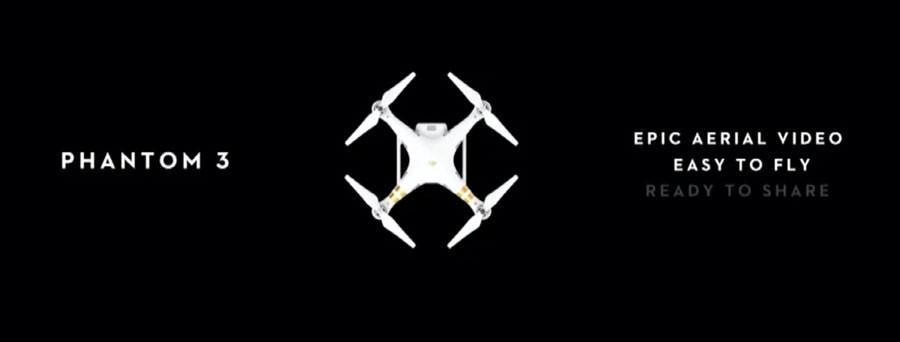 DJI Phantom 3 drone revealed with newly chopped price points