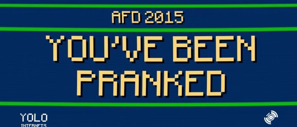 April Fools Day 2015 round-up: Brand Pranks Aplenty