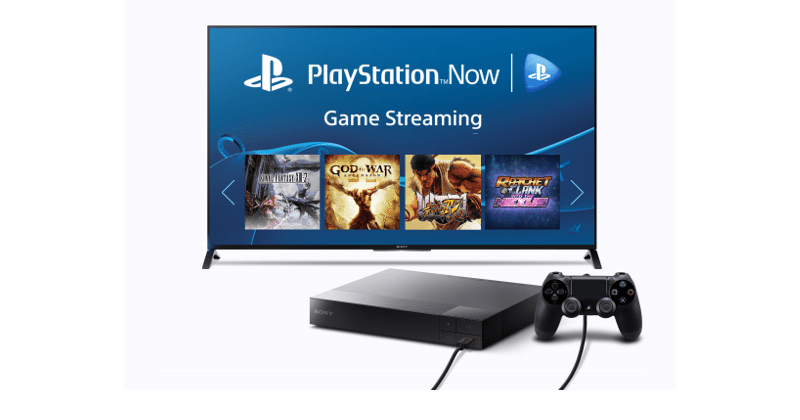 Sony's 2015 Blu-ray players get PlayStation Now streaming