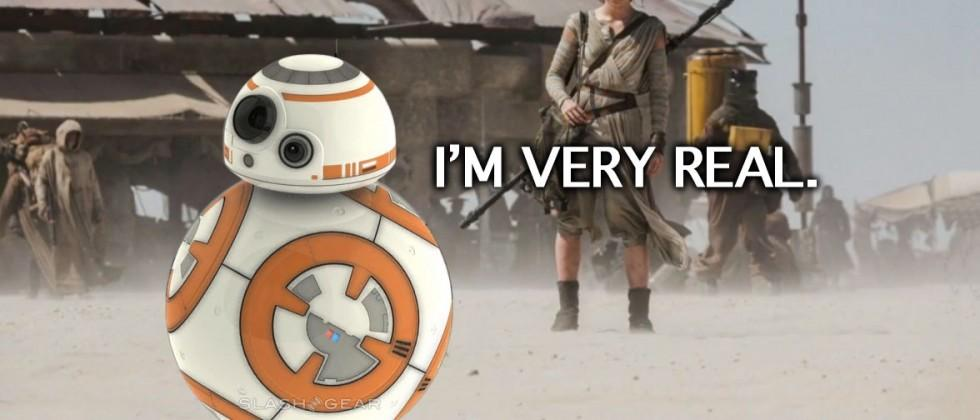 Star Wars BB-8 toy a reality: Sphero confirms Disney team-up