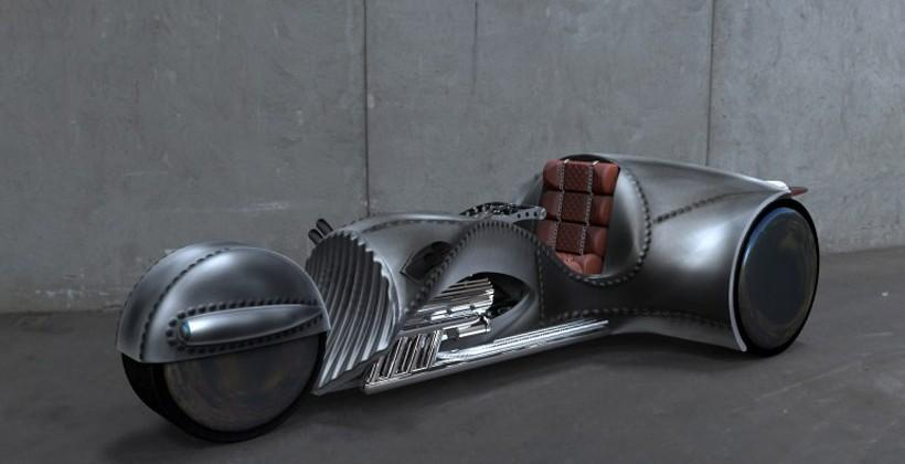 William Shatner Rivet motorcycle to go into production