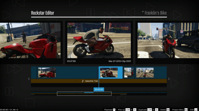 Rockstar Editor will let you stage your dream GTA video clip