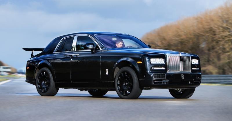 Rolls-Royce unveils Project Cullinan SUV engineering mule