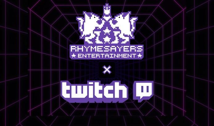 Twitch x Rhymesayers: the hip-hop game-stream team-up