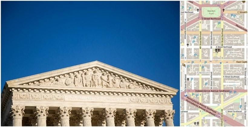 Supreme Court rules GPS trackers are a form of search and seizure