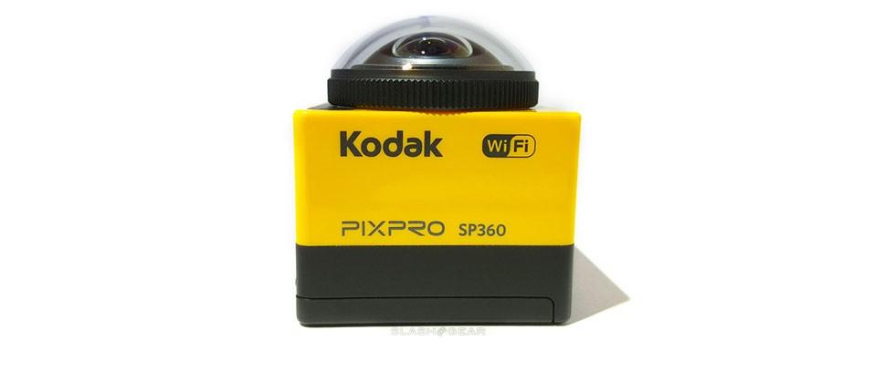 Kodak PIXPRO SP360 Dome Action Camera Review