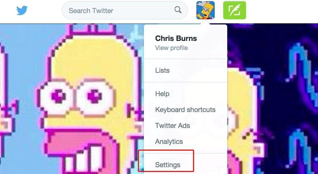 Deactivating Twitter's