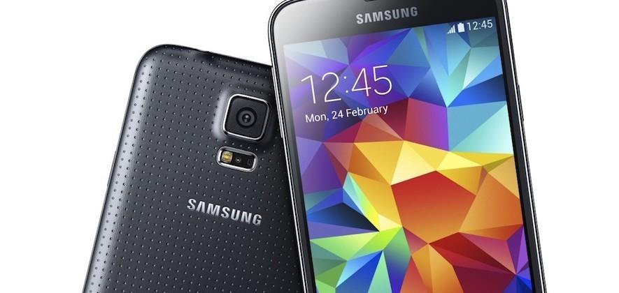 Hackers able to steal fingerprints from Galaxy S5, other Android phones