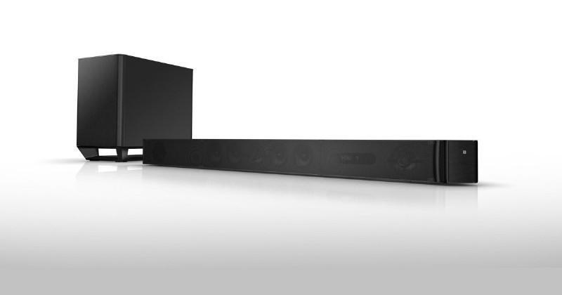 Sony's new sound bars, receivers tout 4K support, Google Cast