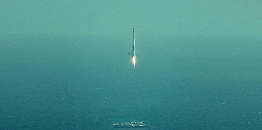 Elon Musk insists SpaceX rocket landing will work (eventually)