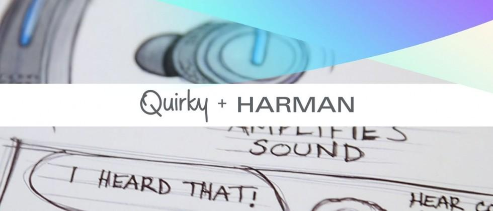 Harman x Quirky: inventor-made headphones of the future