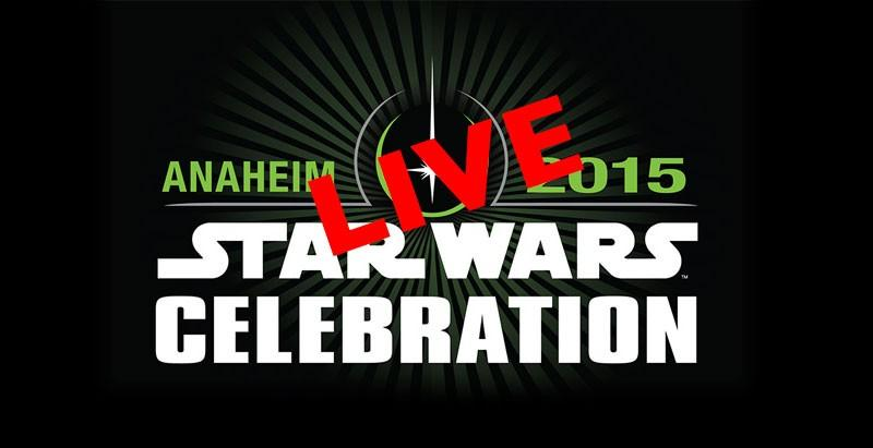 Watch Star Wars Celebration 2015 LIVE right here