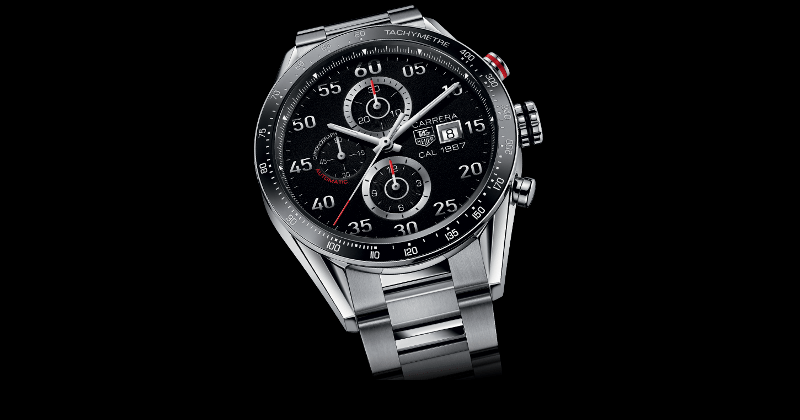 TAG Heuer smartwatch coming November but you can't afford it