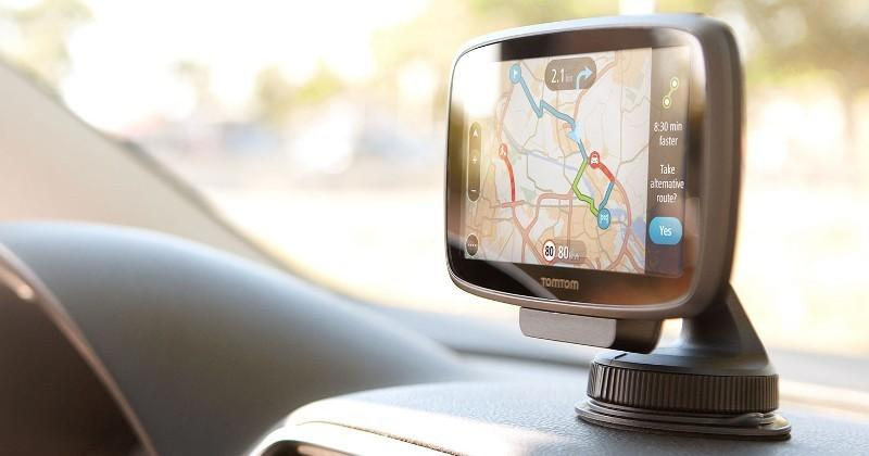 TomTom's new GO devices come with lifetime maps, speed camera