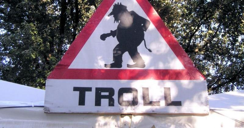"Whistleblowers claim Russia has a propaganda ""troll house"""