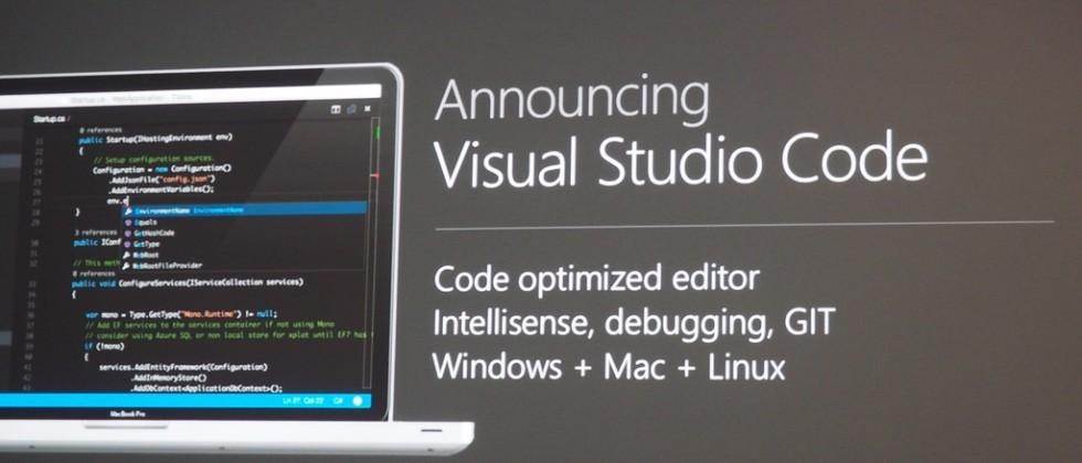 Microsoft outs free coding tools for Mac and Linux