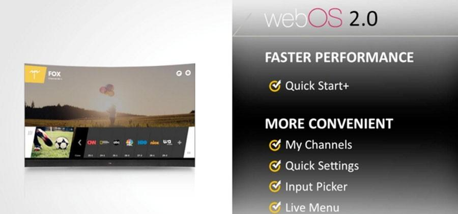 WebOS 2.0 upgrade promised for 2014 LG Smart TVs