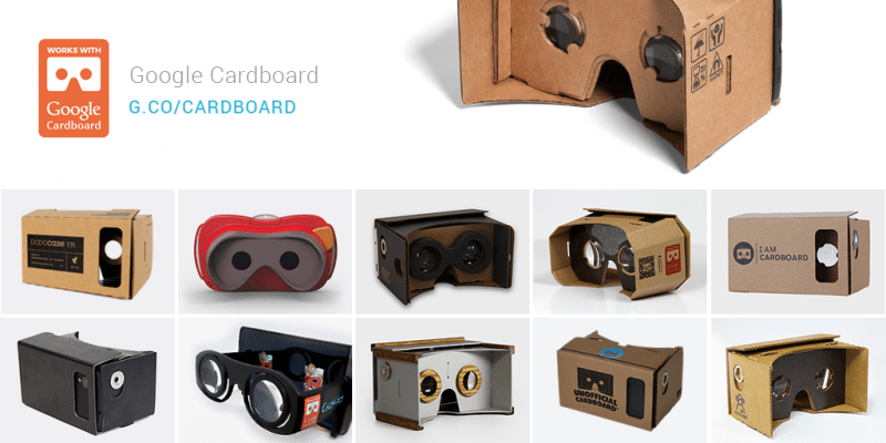 """Works with Cardboard"" formalizes Google's DIY VR program"